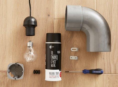 Comment Fabriquer Une Applique Murale Idée De Luminaire Et Lampe