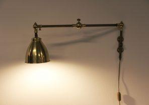 Applique murale vintage laiton idée de luminaire et lampe maison