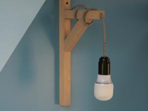Murale De A Lampe Maison Idée Et Fabriquer Applique Luminaire 2WEIHD9