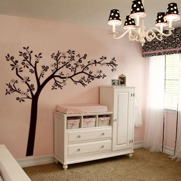 Applique murale arbre