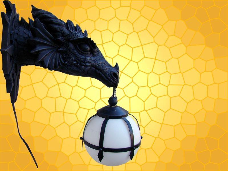 Luminaire Gothique Lampe Maison De Applique Idée Et Murale I2EH9D