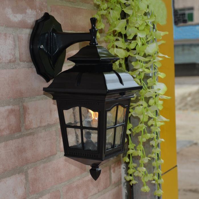Luminaire Vintage Et Lampe Maison Extérieure De Applique Murale Idée UMqzSVp