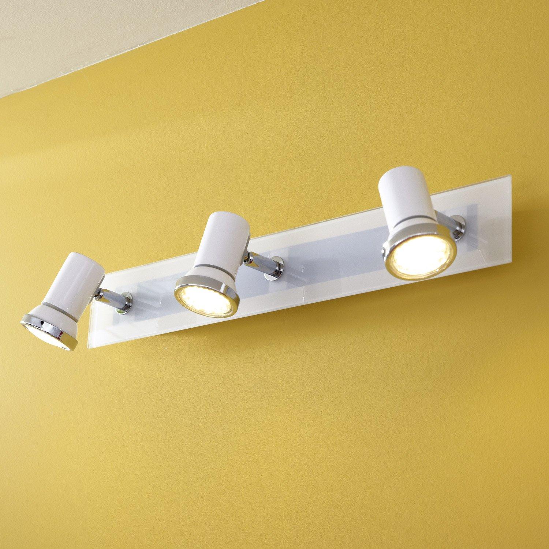Applique murale 3 spots - Idée de luminaire et lampe maison