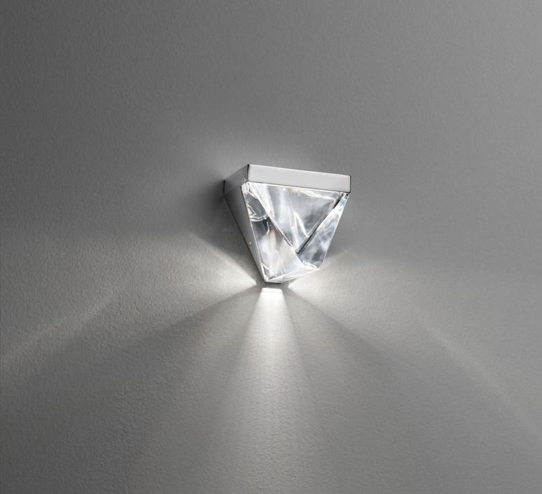 Applique murale diamant